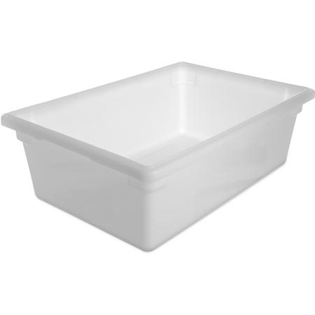 """1064202 - StorPlus™ Polyethylene Food Box Storage Container 12.5 Gallon, 26"""" x 18"""" x 9"""" - White"""