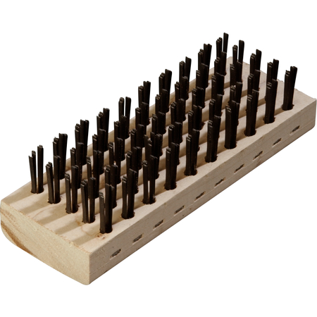 "4578100 - Brush w/Steel Bristles 7-3/4"" x 2-5/8"""