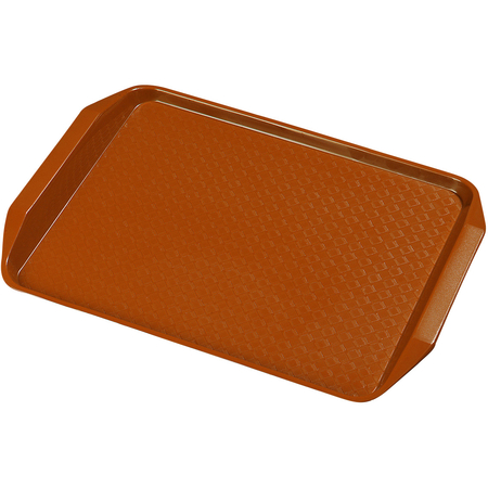 "CT121724 - Cafe® Handled Tray 12"" x 17"" - Orange"