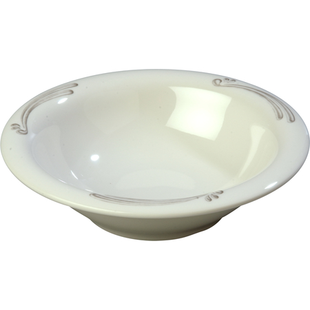 43037909 - Durus® Melamine Rimmed Bowl 12 oz - Versailles on Bone