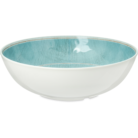 6401715 - Grove Melamine Large Bowl 5.2 Quart - Aqua