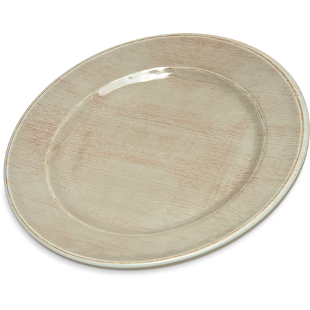 """6400770 - Grove Melamine Bread And Butter Plate 7"""" - Adobe"""
