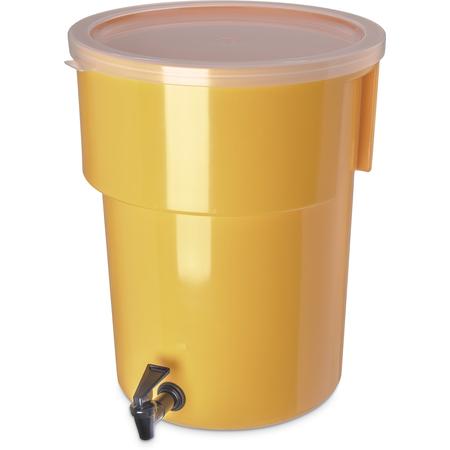 221004 - RoundDispenser 5 gal - Yellow