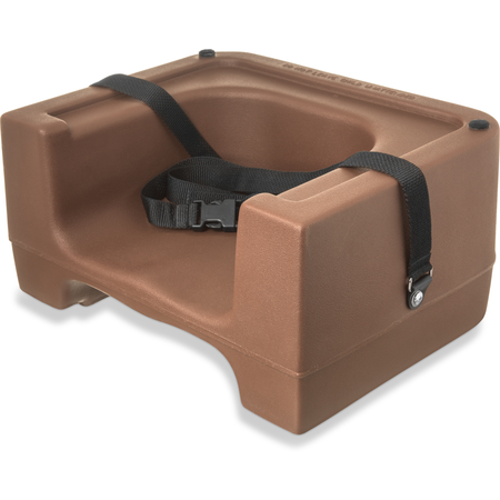 7111-406 - Booster Seat w/ Safety Strap - Beige