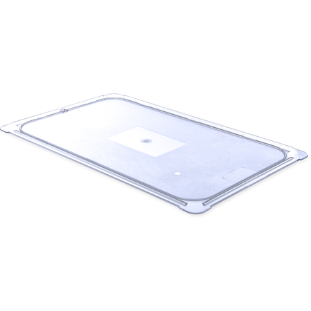 10216U07 - StorPlus™ Univ Lid - Food Pan PC Flat Full Size - Clear
