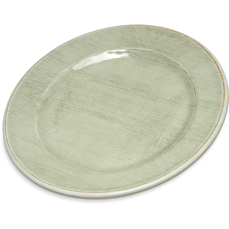 """6400746 - Grove Melamine Bread And Butter Plate 7"""" - Jade"""