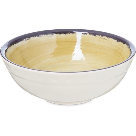 5400513 - Mingle Melamine Small Bowl 17 oz - Amber
