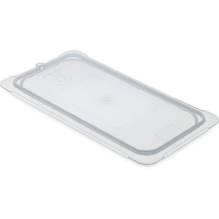 70276U30 - StorPlus™ Univ Lid - Food Pan PP Flat 1/3 Size - Translucent