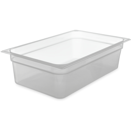 "70202B30 - StorPlus™ Full Size Food Pan PP 6"" DP Full Size - Translucent"