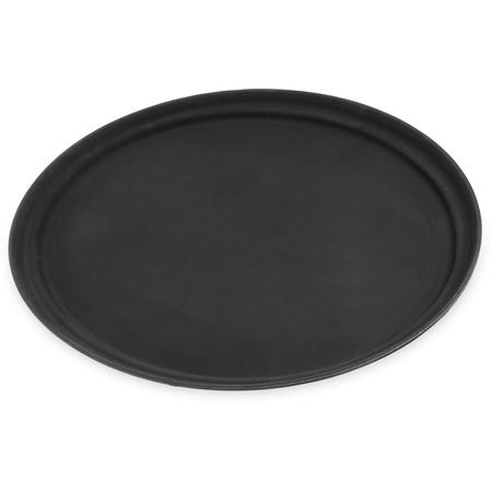 "2500GR004 - Griptite™ Oval Tray 24"", 19-1/4"", 1-3/16"" - Black"