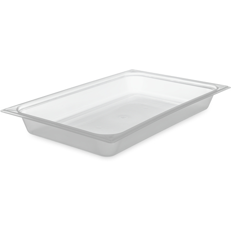 "70200B30 - StorPlus™ Full Size Food Pan PP 2.5"" DP Full Size - Translucent"
