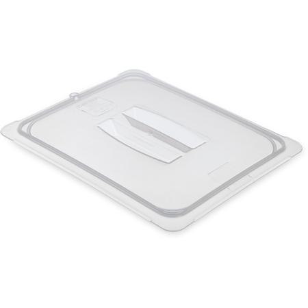 70230U30 - StorPlus™ Univ Lid - Food Pan PP Handled 1/2 Size - Translucent