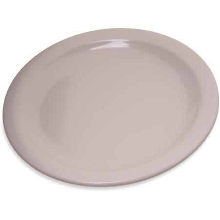 """4350342 - Dallas Ware® Melamine Salad Plate 7.25"""" - Bone"""