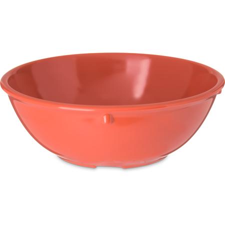 4352152 - Dallas Ware® Melamine Nappie Bowl 14 oz - Sunset Orange