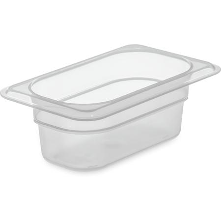 "7068630 - StorPlus™ Food Pan PP 2.5"" DP 1/9 Size - Translucent"
