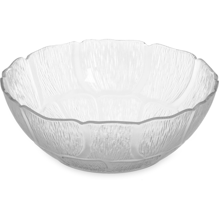 "690807 - Petal Mist® Bowl 1.3 qt, 7-7/16"" - Clear"