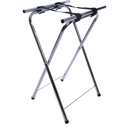 """C362538 - Steel Tray Stand 31-1/2"""" - Chrome"""