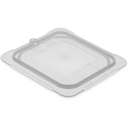 70316U30 - Lid - Flat Food Pan PP 1/6 Size - Translucent