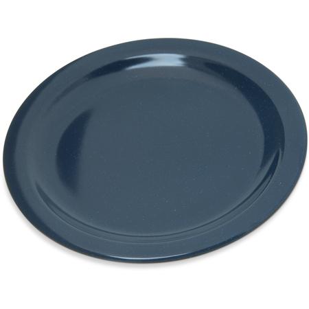 "4350335 - Dallas Ware® Melamine Salad Plate 7.25"" - Café Blue"