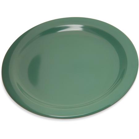 """4350309 - Dallas Ware® Melamine Salad Plate 7.25"""" - Green"""