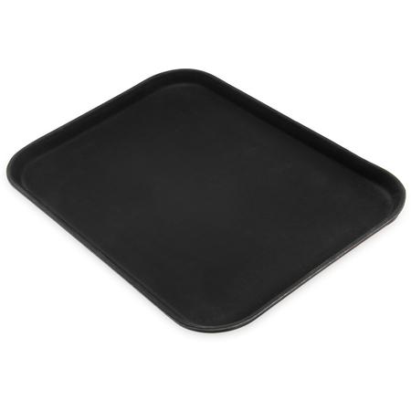 """1612GR004 - Griptite™ Rectangular Tray 16-3/8"""", 12"""", 3/4"""" - Black"""