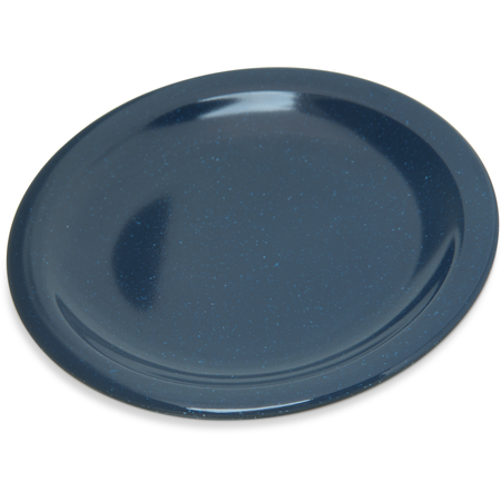 "4350535 - Dallas Ware® Melamine Bread & Butter Plate 5.5"" - Café Blue"