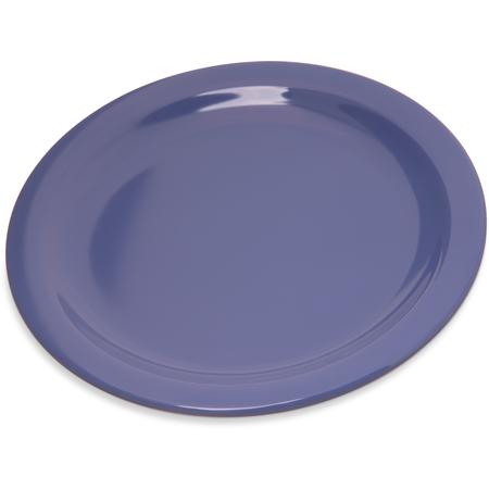 "4350314 - Dallas Ware® Melamine Salad Plate 7.25"" - Ocean Blue"