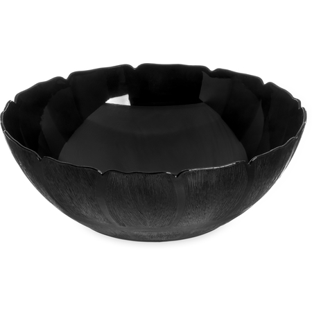 "691703 - Petal Mist® Bowl 9.8 qt, 15"" - Black"