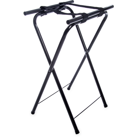 """C362503 - Steel Tray Stand 31-1/2"""" - Black"""