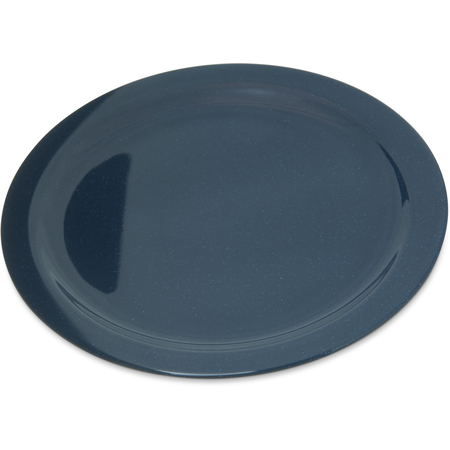 "4350035 - Dallas Ware® Melamine Dinner Plate 10.25"" - Café Blue"