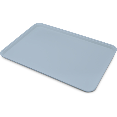 "1318FG012 - Glasteel™ Solid Display/Bakery Tray 17.75"" x 12.75"" - Sea Spray"