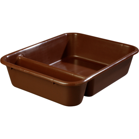 "038601 - Save-All™ Bus Box 22"" x 11.5"" x 3.75"" - Brown"