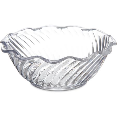 """453407 - Tulip Bowl 13 oz, 5-9/16"""" - Clear"""