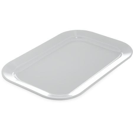 """4377202 - Oblong Platter 15-3/4"""" x 10-3/4"""" - White"""