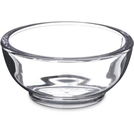 083107 - SAN Souffle Cup 2.5 oz - Clear