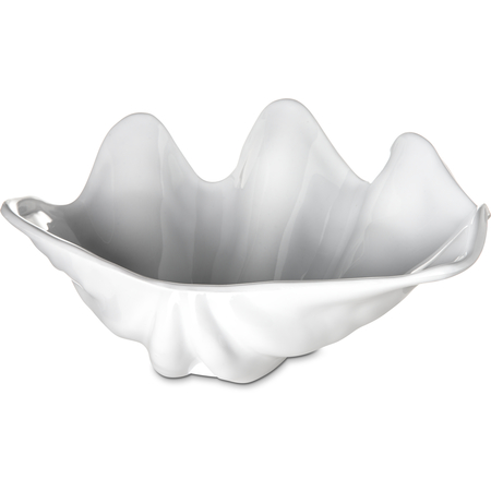 "034002 - Medium Shell 22.1 oz, 11"" x 6-15/16"" - White"