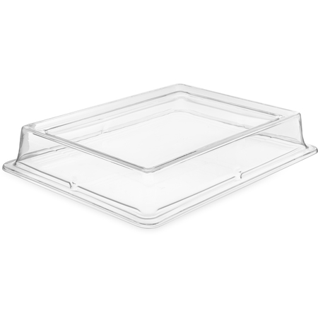 "44416C07 - Designer Displayware™ Cover for 17"" x 13"" WR Rectangle Platter - Clear"