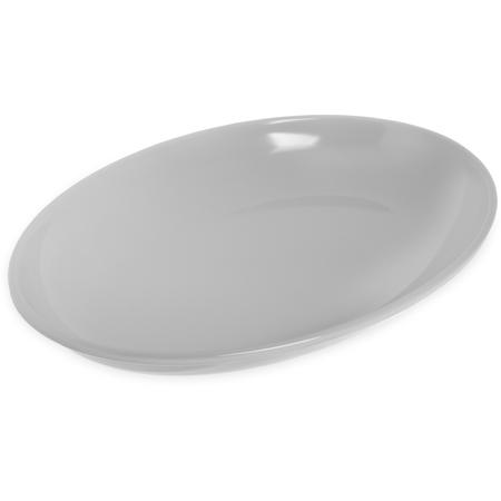 "791402 - Displayware™ 2 qt Oval Platter 14"" x 10"" - White"