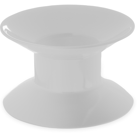 """790102 - Plate Stand 4"""" - White"""