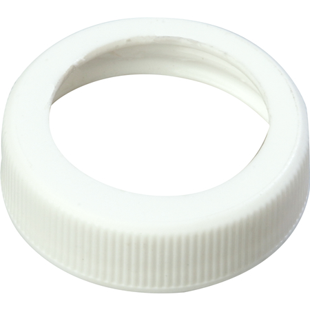 "3831038 - Plastic Cap Only 1.49"" - White"