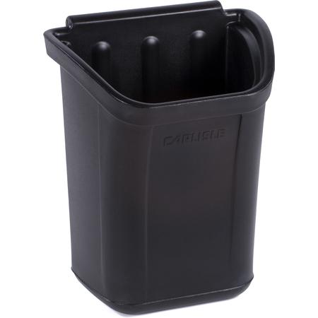 CC11TH03 - Trash Bin for Bussing Cart 7 gal - Black