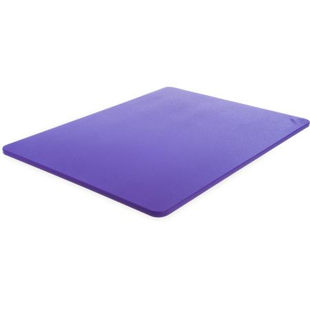 """1088789 - Spectrum® Cutting Board 18"""" x 24"""" x 1/2"""" - Purple"""