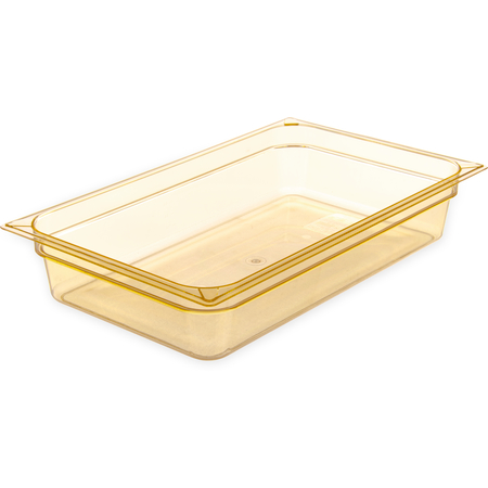 "10401B13 - StorPlus™ Full Size Food Pan HH 4"" DP Full Size - Amber"