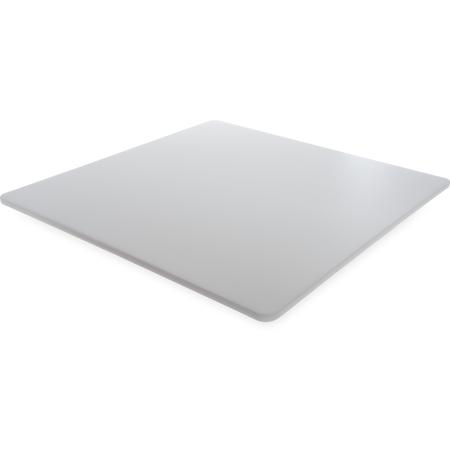 """1089702 - Spectrum® Cutting Board Pack 24"""", 24"""", 1/2"""" - White"""