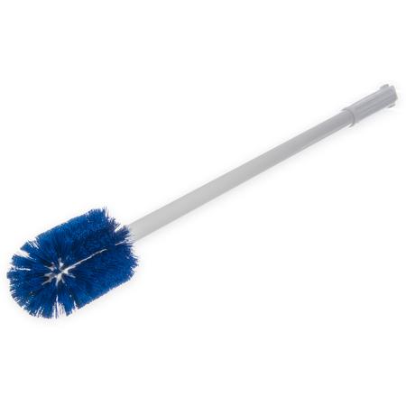 """4000714 - Multi-Purpose Valve & Fitting Brush 30"""" Long/4"""" D - Blue"""