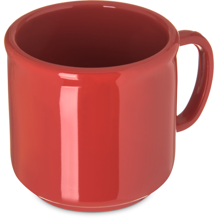 4305805 - Carlisle® Polycarbonate  Mug 10 OZ - Red