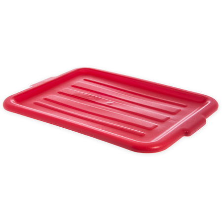 N4401205 - Comfort Curve™ Tote Box Universal Lid - Red