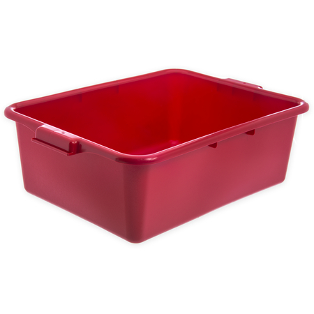 "N4401105 - Comfort Curve™ Tote Box 20"" x 15"" x 7"" - Red"