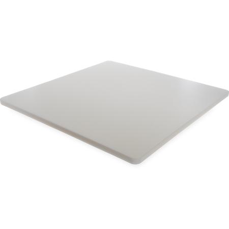 """1290102 - Spectrum® Cutting Board 24"""" x 24"""" x 3/4"""" - White"""
