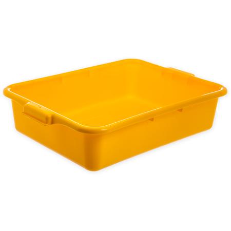 "N4401004 - Comfort Curve™ Tote Box 20"" x 15"" x 5"" - Yellow"